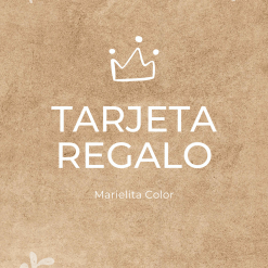 Tarjeta Regalo Marielita Clor