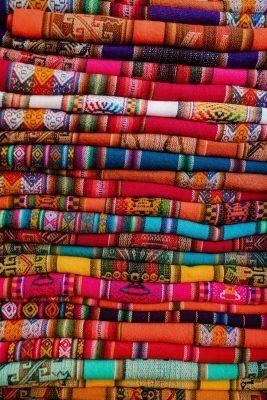 las tradiciones textiles en el mundo andino